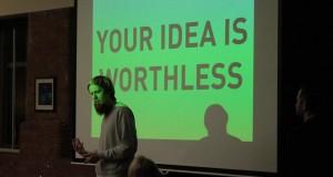 Craig Blagg at Cybersalon- Digital Design