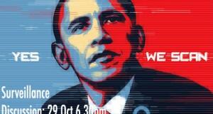 Yes We Scan- Surveillance 29 Oct 6.30pm