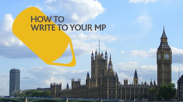 TEMPLATE FOR WRITING TO YOUR MP ON CHANGING SURVEILLANCE LAWS