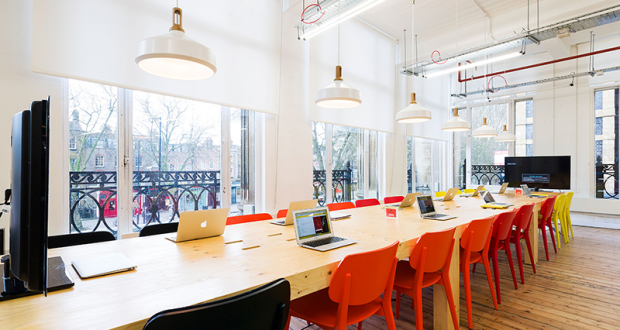 The Best co Working Spaces in