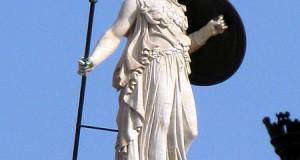 Athena in Athens